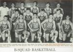 Bucky Utter B squad Basketball 1966