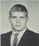 Bucky Utter Sophmore football 1966